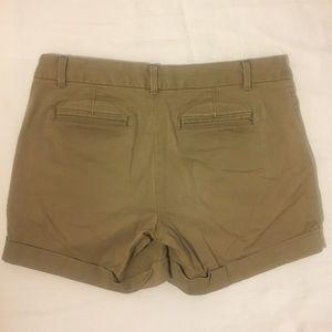 Banana Republic Shorts - Banana Republic Khaki Shorts